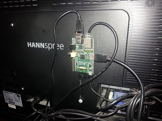 smart tv con raspberry pi