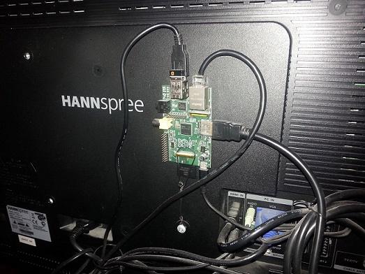 smart tv con raspberry pi
